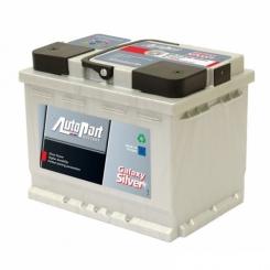 Autopart GALAXY SILVER 60 Ah/12V Euro (0) - фото 1