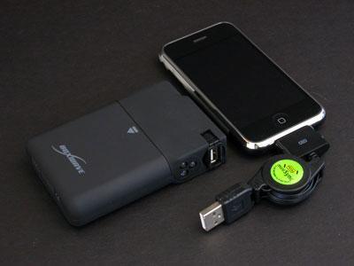 Адаптер для зарядки iPhone
