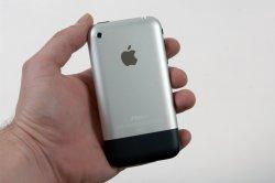 iPhone в разобранном виде 2