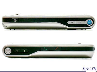 RoverPC S6: вид сбоку