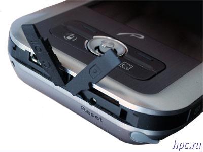 RoverPC S6: разъемы