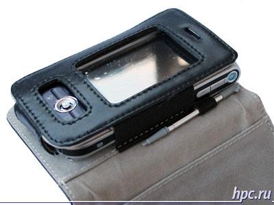 RoverPC S6: держатель для стилуса