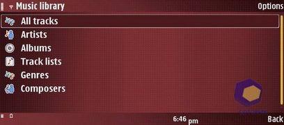 Скриншоты Nokia E90
