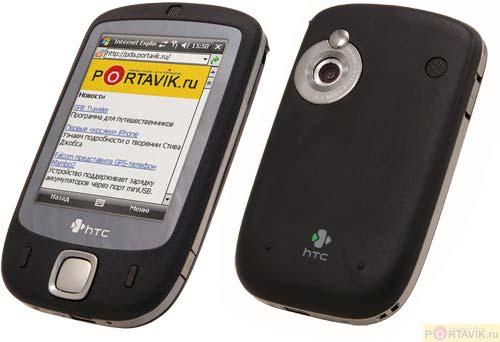 Обзор HTC P3450 Touch