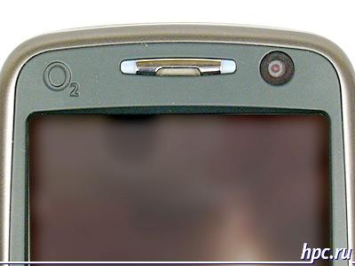 O2 XDA Flame: динамик, индикаторы, VGA камера