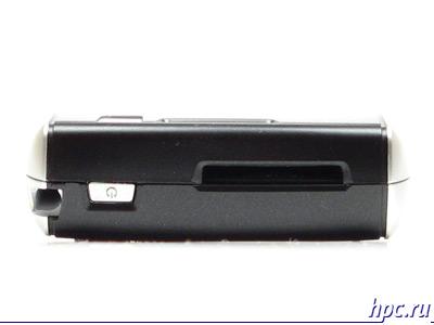 RoverPC G6: верхний торец