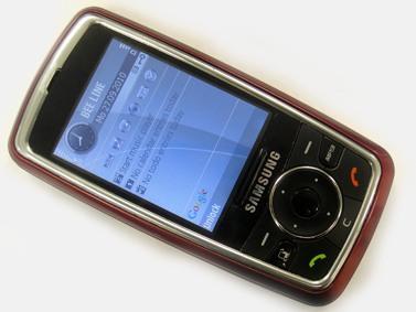 Samsung i400: вторая ласточка