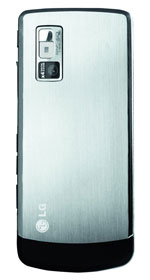 LG KE770 Shine - Имидж сияния