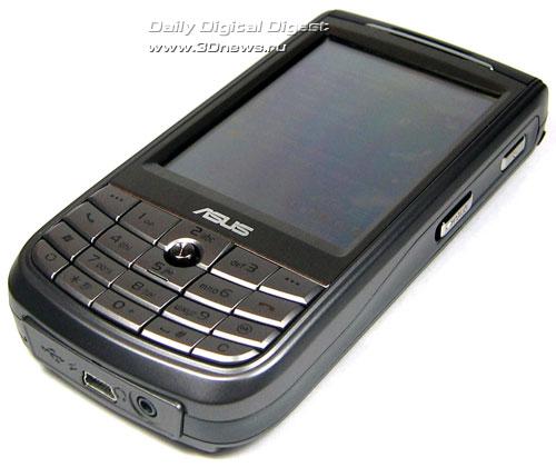 Дизайн и внешний вид смартфона ASUS P525