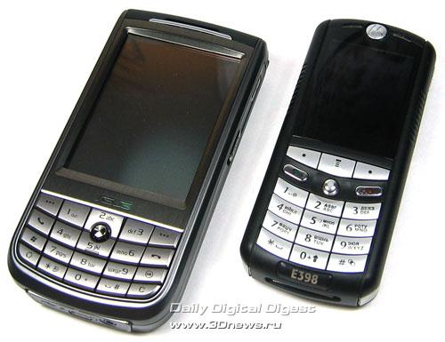 В работе смартфон ASUS P525