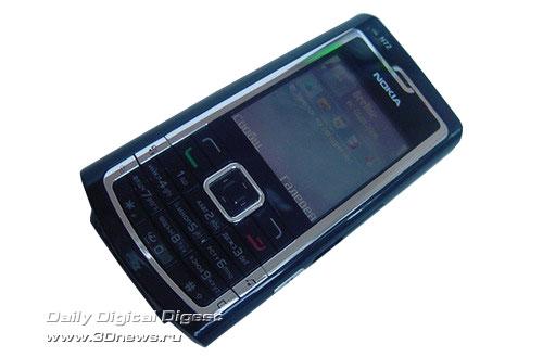 смартфон Nokia N72