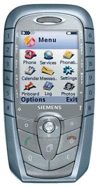 Обзор Siemens SX1