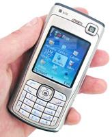 Тест сотового телефона Nokia N70