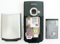 Тест сотового телефона Nokia 6680, Nokia 6681, Nokia N70: Атака клонов