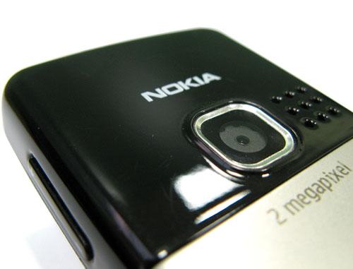 Обзор сотового телефона Nokia 6300