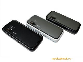 Обзор смартфона Nokia 5730. Первый XpressMusic с QWERTY