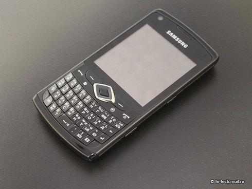 Обзор Samsung WiTu Pro (B7350): сенсорный экран клавиатуре не помеха