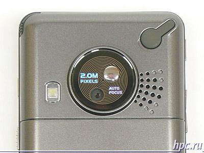 Asus P535: камера
