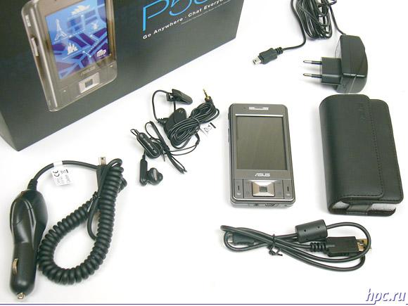 Asus P535: комплект