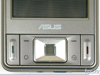 Asus P535: клавишный блок