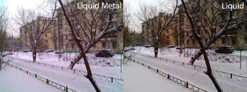Acer Liquid Metal - примеры фотографий