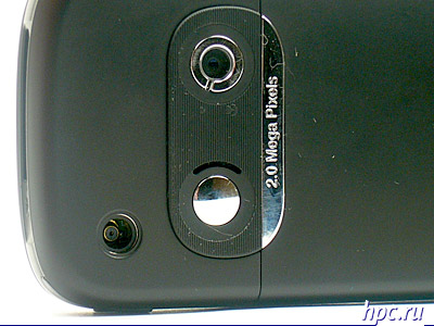 Qtek s200: камера