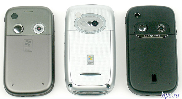 Qtek s110, Qtek 9100 и Qtek s200