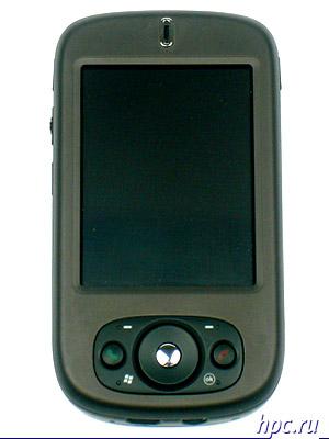 Qtek s200: над экраном динамик, совмещенный с индикатором