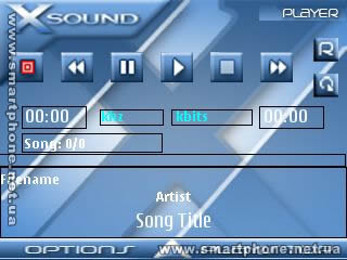 XSound Mp3 Player
