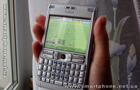 Nokia E61 games