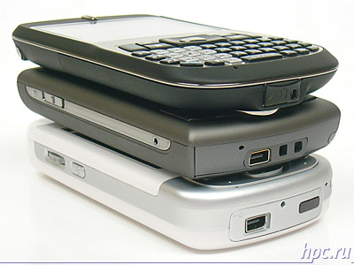 HTC S620 (Excalibur), HTC P3300 (Artemis) и HTC P3600 (Trinity)