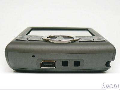 HTC P3300: нижний торец