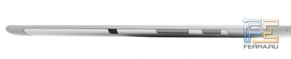Старая версия планшета Samsung Galaxy Tab 7.7