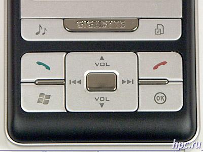 Gigabyte g-Smart i128: управляющие кнопки