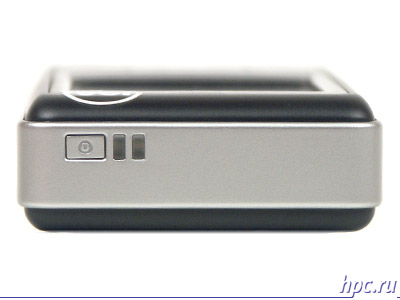 Gigabyte g-Smart i128: верхний торец