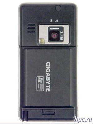 Gigabyte g-Smart i128: задняя часть
