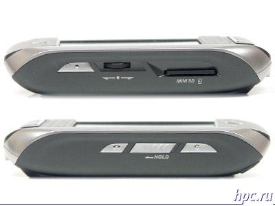 RoverPC S5: левая и правая боковины