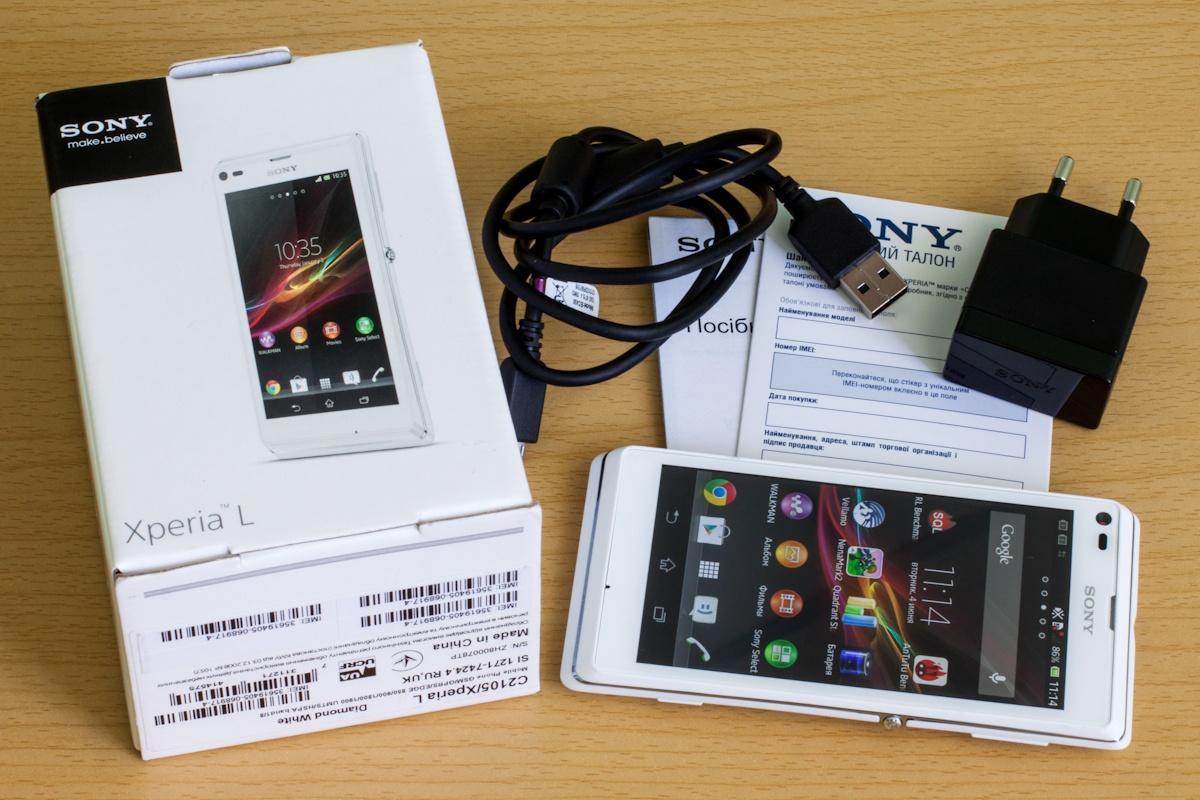 Sony C2105 Инструкция