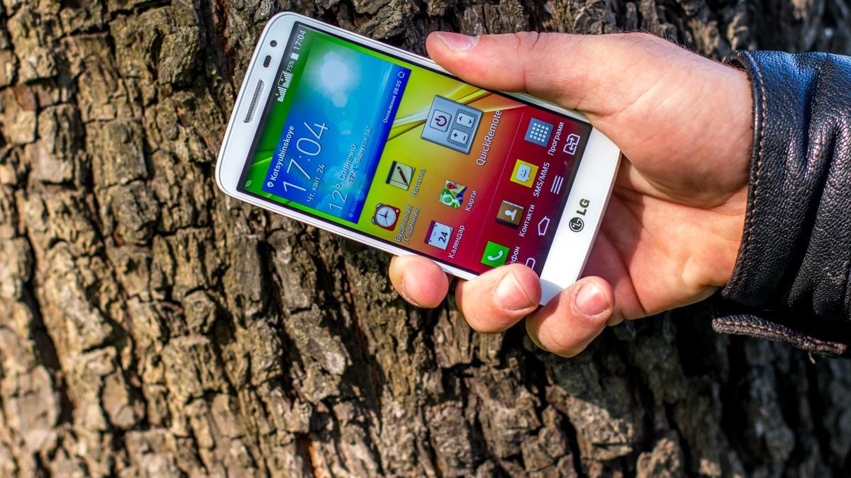 Экран LG G2 mini