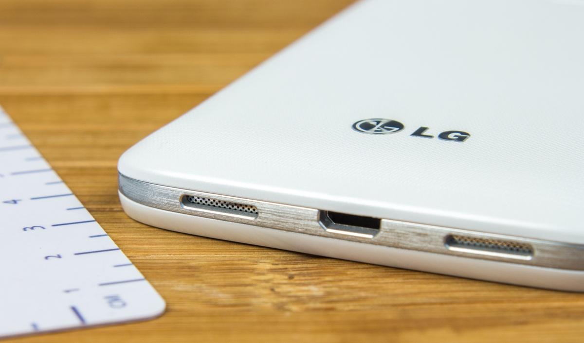 Динамики LG G2 mini