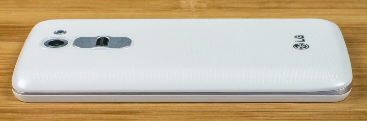 Дизайн LG G2 mini: ничего нового