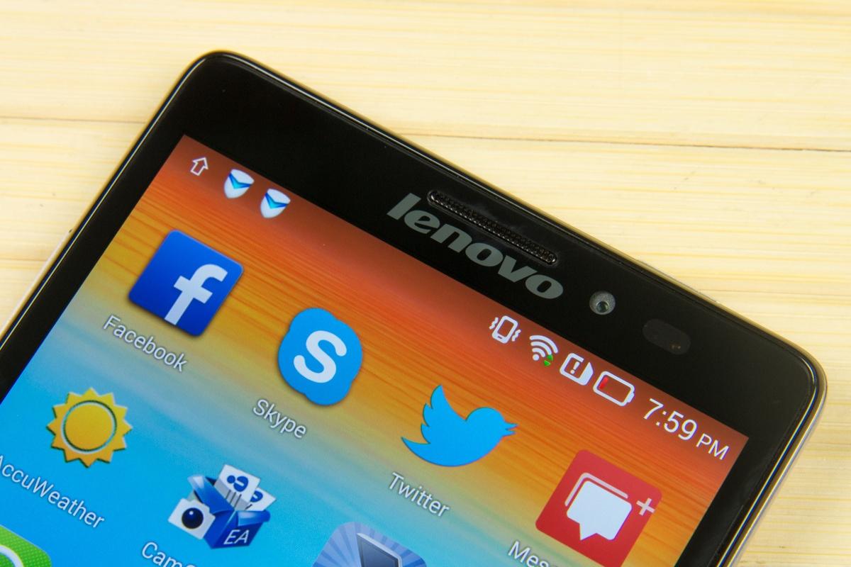Характеристики Lenovo Vibe Z