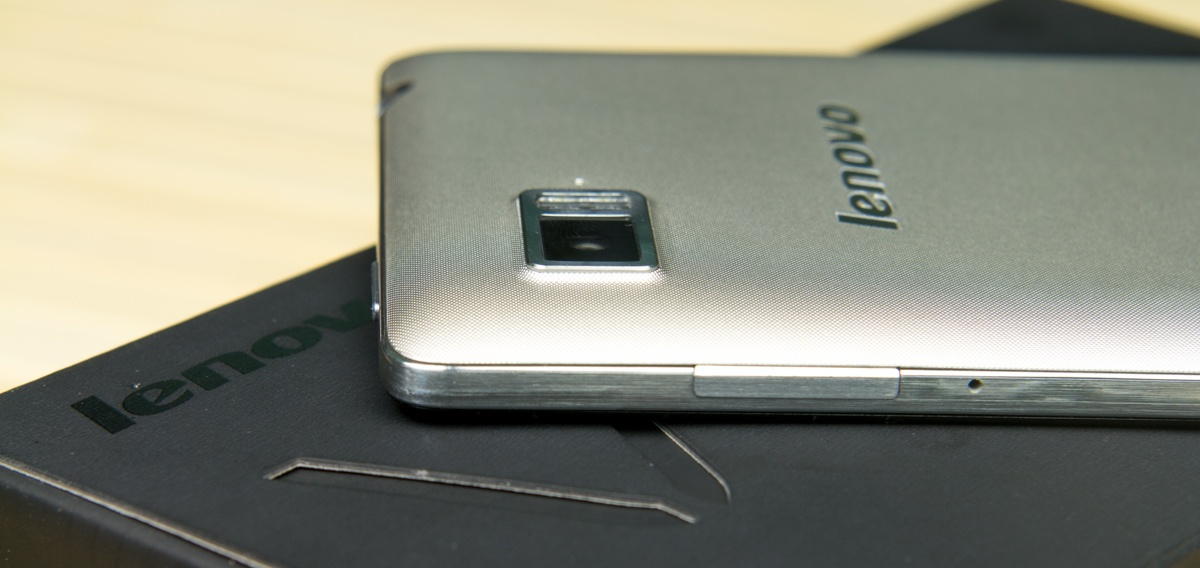 Камера Lenovo Vibe Z