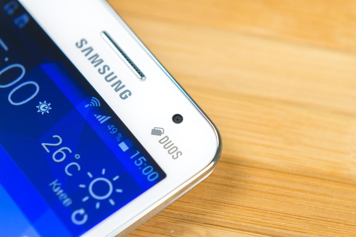 Дисплей Samsung Galaxy Core 2