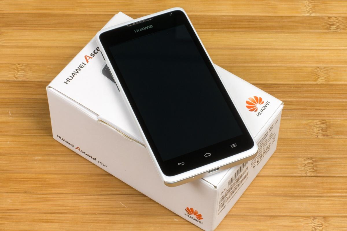 Цена Huawei Ascend Y530 $150