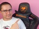 Обзор Cougar Outrider S Black: игровое кресло повышенного комфорта