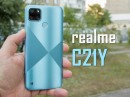 Примеры съемки на камеры смартфона realme C21Y