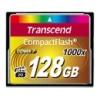 Карта памяти Transcend CompactFlash 1000X 128Gb