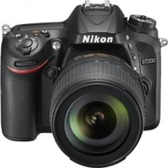 Nikon D7200 - фото 4