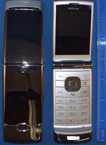 Устройство напоминает выпущенный ранее смартфон Nokia 6650 fold, но Нов